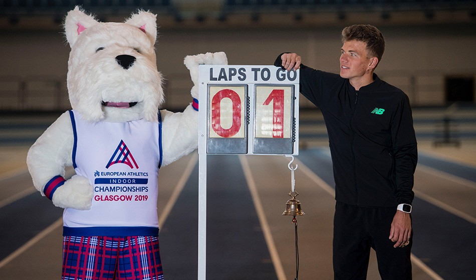 Andrew Butchart can't wait for 'special' championships in Glasgow