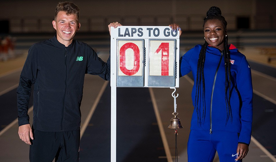 Glasgow 2019: Butchart and Philip mark one month to go