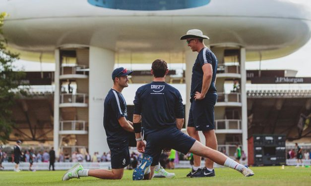 Can athletics learn injury lessons from cricket?