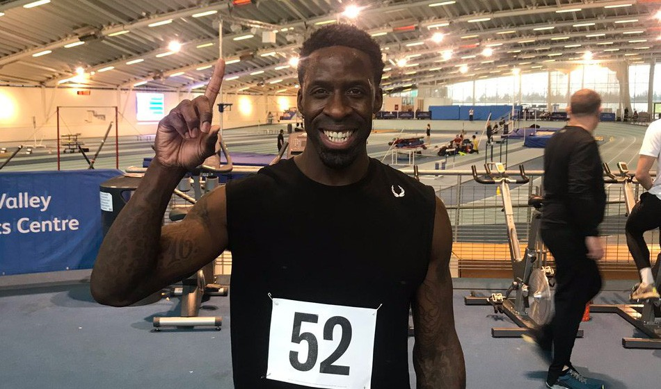 Dwain Chambers breaks UK masters record at Lee Valley – weekly round-up
