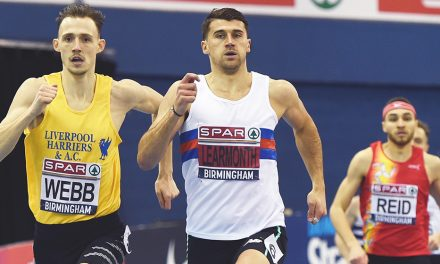 Guy Learmonth set for Scottish Indoors