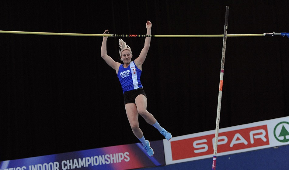 Holly Bradshaw, Laura Muir and Naomi Ogbeta impress in Birmingham