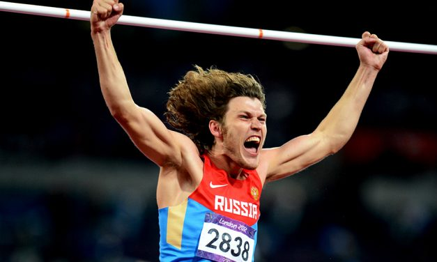 Russia's Ivan Ukhov set to be stripped of Olympic high jump gold