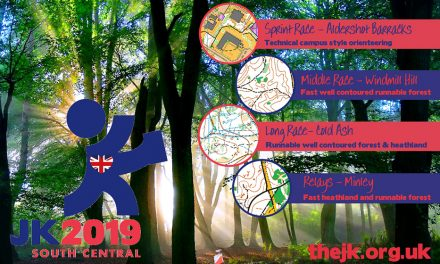 UK's biggest annual orienteering festival is announced