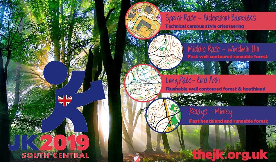 UK's biggest annual orienteering festival is announced
