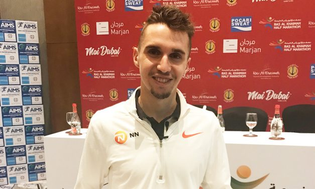 Julien Wanders eyes another Euro record