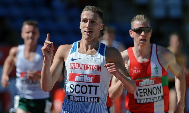 Marc Scott and Charlotte Arter run top times overseas – weekly round-up