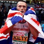 Richard Kilty receives invite to race at Glasgow Euro Indoors