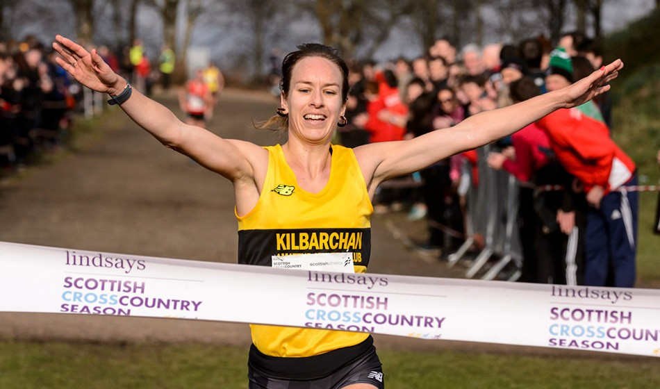 Steph Twell and Adam Craig take Scottish National honours