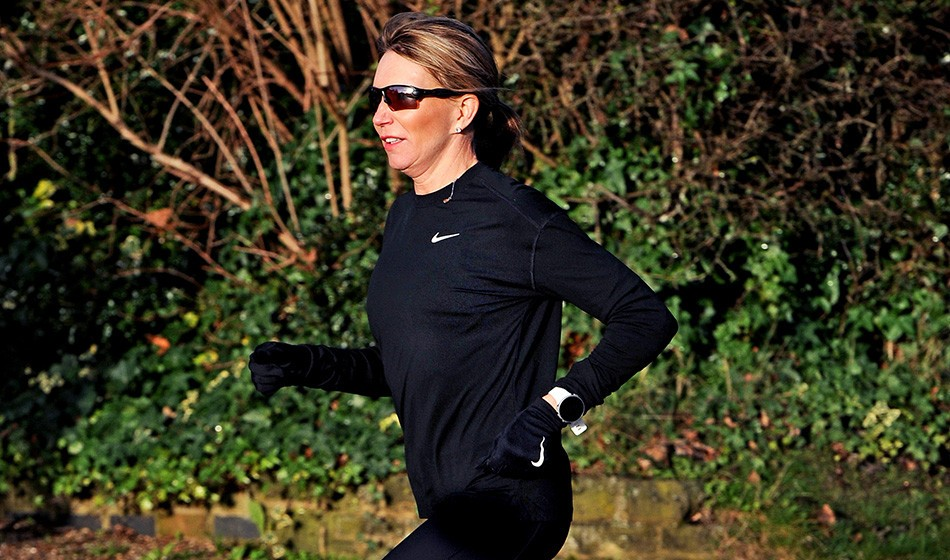 Watch and learn: Wendy Sly's marathon training