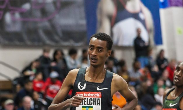 Yomif Kejelcha targets world indoor mile record at Millrose
