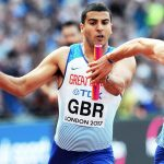 Adam Gemili and Asha Philip on GB team for IAAF World Relays