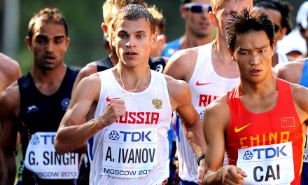 Alexander Ivanov stripped of 2013 world 20km race walk gold