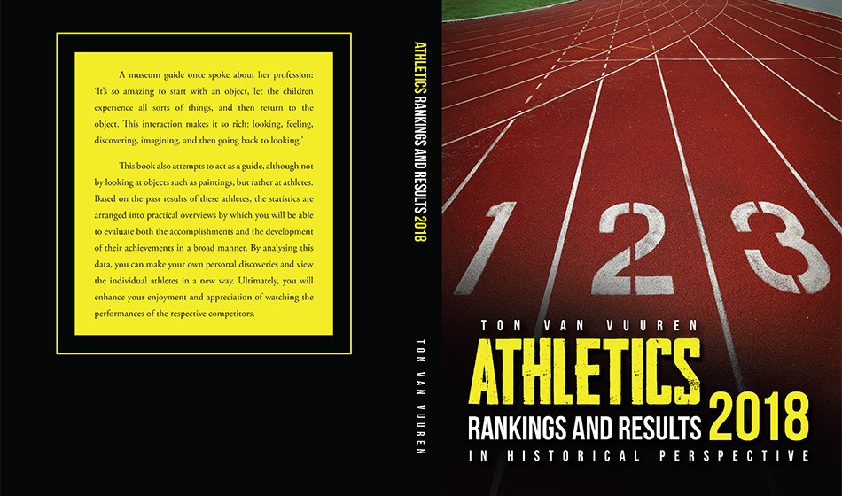 New athletics statistics book published