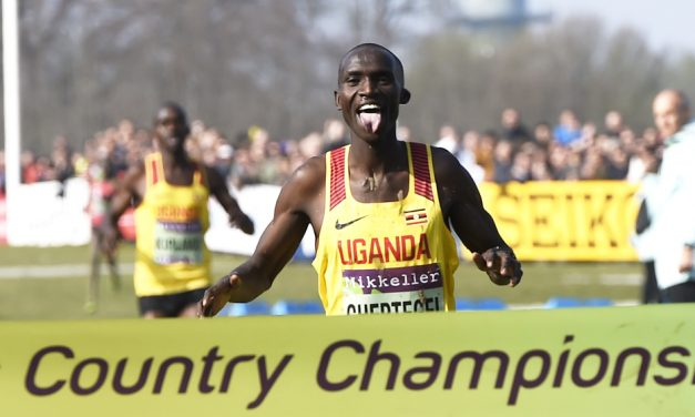 Joshua Cheptegei crowned world's toughest runner