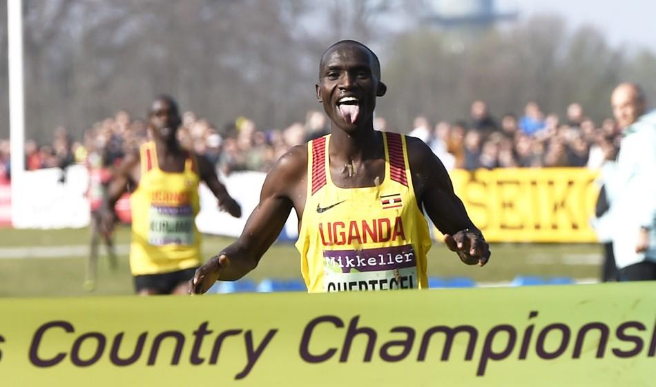 Joshua Cheptegei crowned world's toughest runner