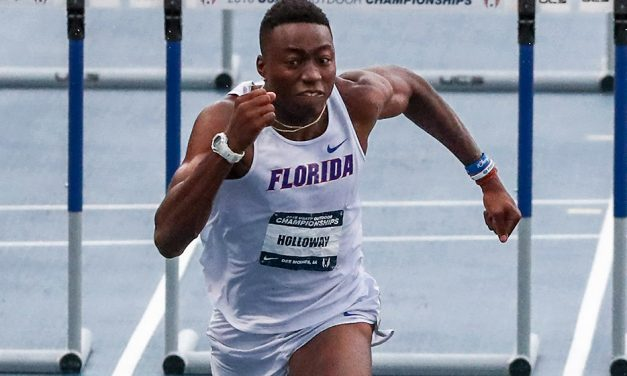 Fast times at NCAA Indoor Championships – weekly round-up
