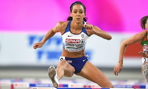 Katarina Johnson-Thompson has world record in her sights