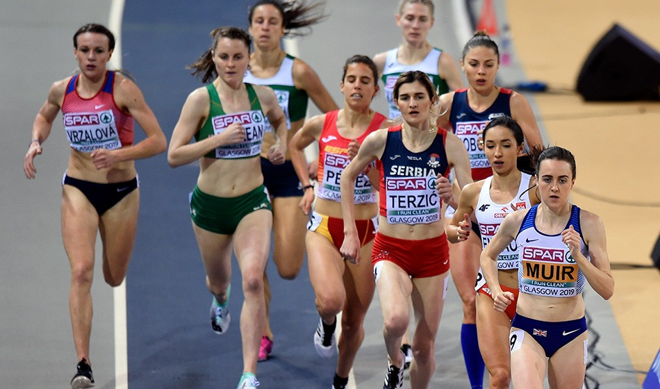 Laura Muir crowned queen of Glasgow 2019