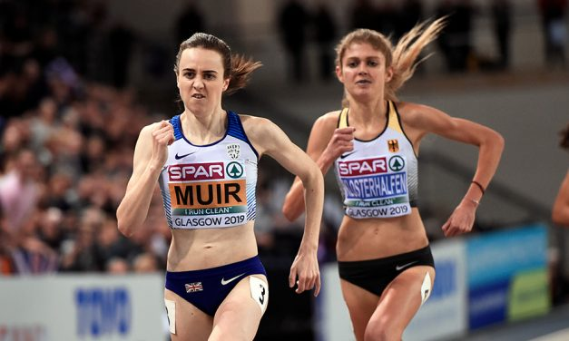 Laura Muir targets world 1000m record in Glasgow