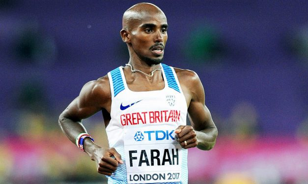 Mo Farah still tempted by track return after London Marathon