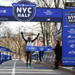 Belay Tilahun and Joyciline Jepkosgei take NYC Half titles – weekly round-up