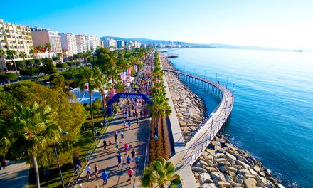 Runners look forward to Limassol