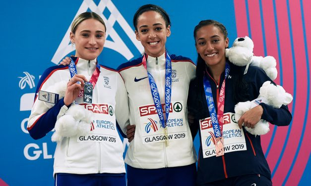 Katarina Johnson-Thompson plans to build on Glasgow