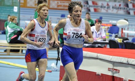 Top masters athletes head to Torun