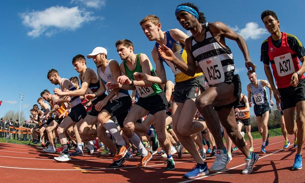 English national and area road relays cancelled