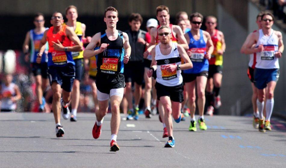 DIY marathon training plan - AW