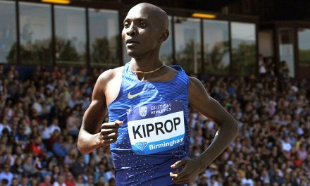 Asbel Kiprop handed four-year doping ban