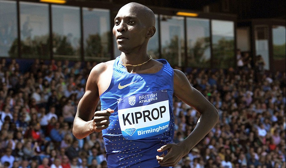 Asbel Kiprop handed four-year doping ban