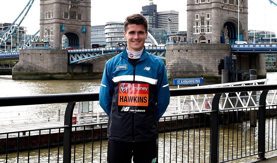 Callum Hawkins' road to Tokyo starts in London