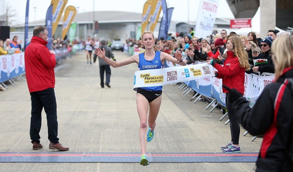 Charlotte Arter and Adam Clarke win Cardiff Bay Run – weekly round-up