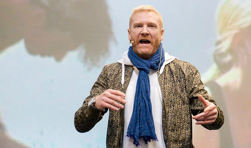 Iwan Thomas on mental strength in sport