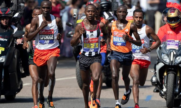 Pace yourself: Marathon time targets