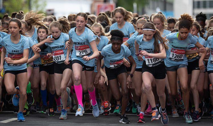 Beatrice Wood Takes Second Mini Marathon Victory Athletics Weekly