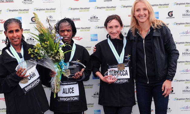 Dr Rebecca Robinson on female athlete health
