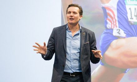 Roger Black on successful sporting retirement