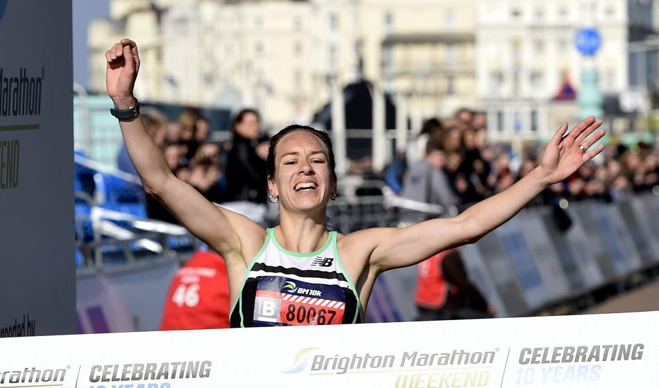Steph Twell and Nick Goolab take BM 10km titles – weekly round-up