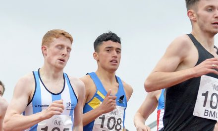 Ethan Hussey among athletes to impress at Manchester BMC GP