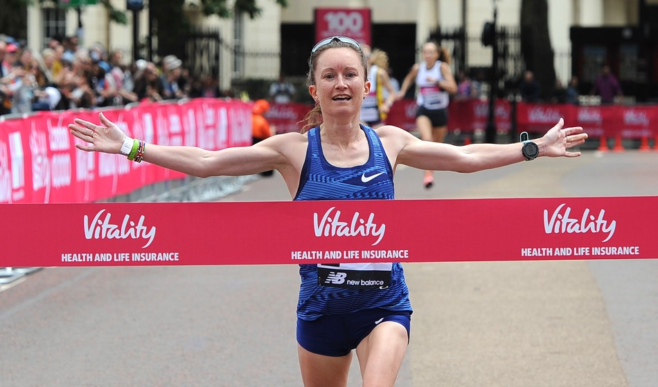 Masters mile records fall in Westminster