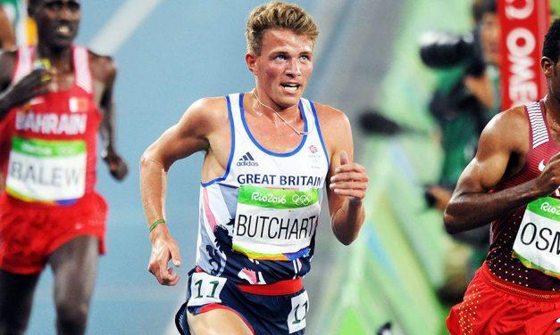 Andrew Butchart runs World Champs qualifier at Payton Jordan
