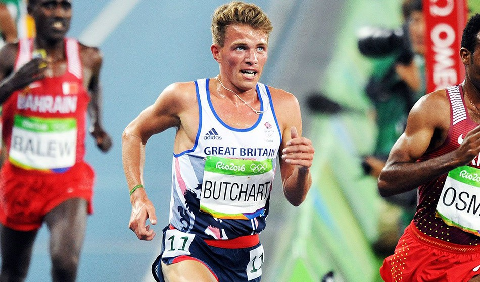 Andrew Butchart runs World Champs qualifier at Payton Jordan
