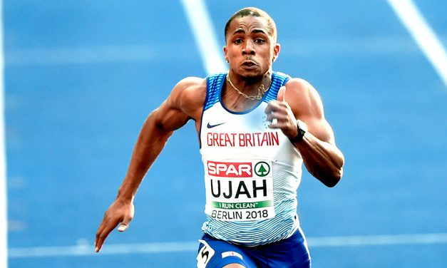 CJ Ujah seeks strong start to season in Yokohama