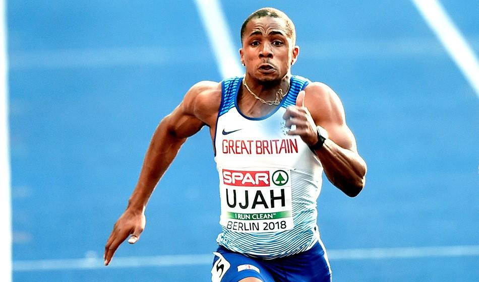CJ Ujah among sprinters announced for British Championships