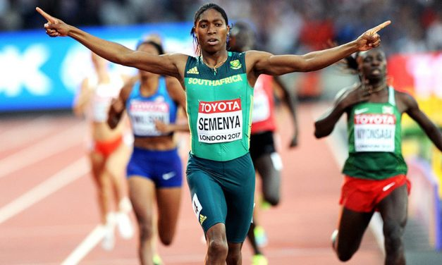 IAAF welcomes latest Swiss court decision on Caster Semenya case