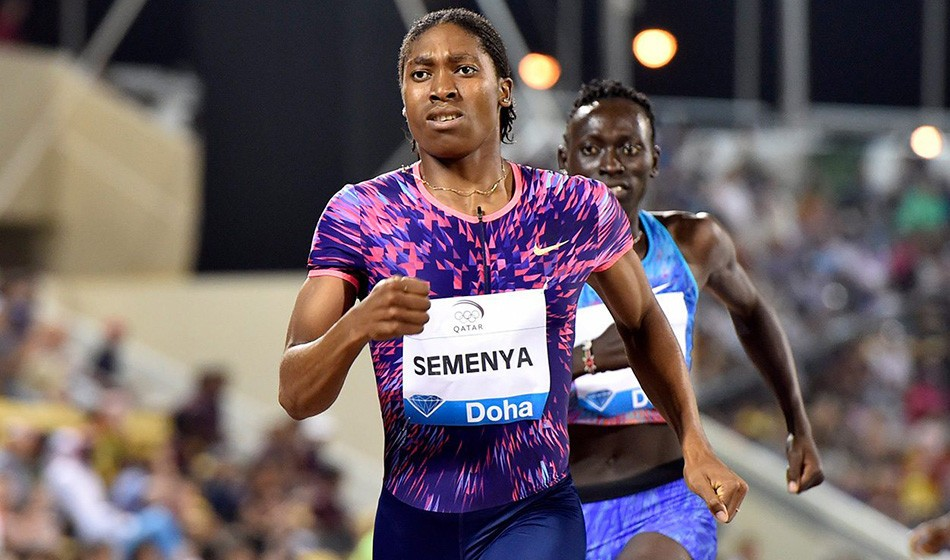Caster Semenya set to miss world title defence after Swiss court ruling