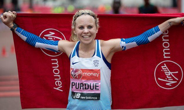 Charlotte Purdue and Callum Hawkins lead Doha marathon selections